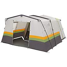 image of Coleman 8 Man Front Extension Cortes Octagon Tent