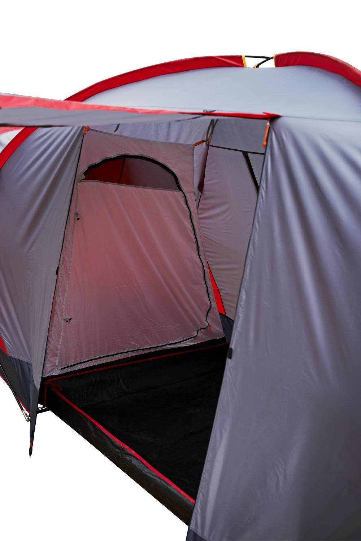 Regatta 6 Man Atlin Vis-a-vis Tunnel Tent Red  sc 1 st  Halfords & Regatta 6 Man Atlin Vis-a-vis Tunne...