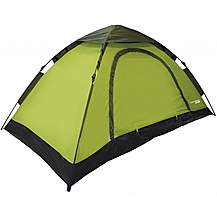 image of Yellowstone 2 Man Umbrella Rapid Tent 2 Season Green