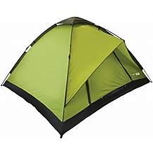 image of Yellowstone 4 Man Umbrella Rapid Tent 2 Season Green