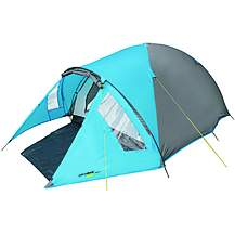 Yellowstone 2 Man Ascent Tent 3 Season Blue