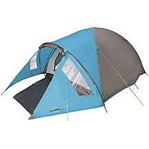 Yellowstone 4 Man Ascent Tent 2 season Blue