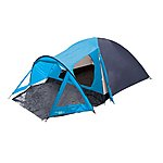 image of Yellowstone 4 Man Peak Dome Tent with Porch Blue