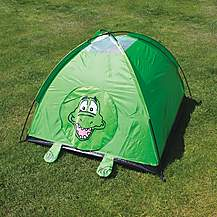 image of Yellowstone Jungle Animal Camping Play Tent Crocodile