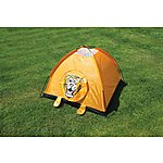 image of Yellowstone Jungle Animal Camping Play Tent Tiger