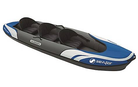 image of Sevylor Hudson 3 Person Kayak