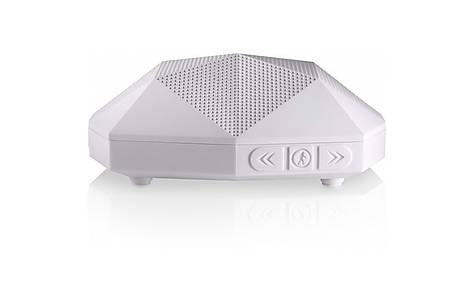 image of Outdoor Tech Turtle Shell Go Anywhere Boombox White