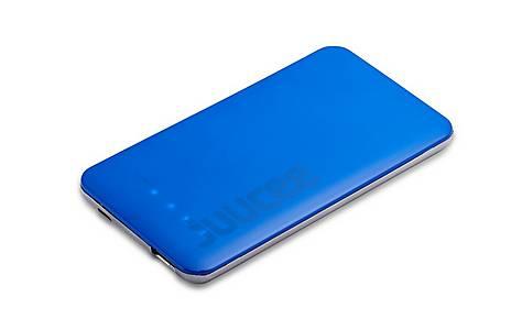 image of Bitmore JUUCEE 5000 Super Slim Powerbank Blue