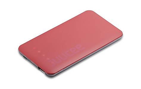 image of Bitmore JUUCEE 5000 Super Slim Powerbank Pink
