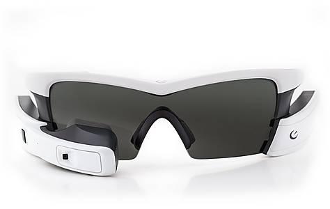 image of Recon Jet GPS Sunglasses White