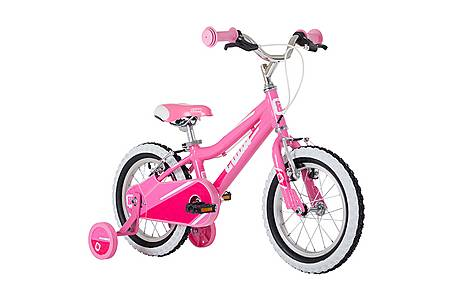 image of Cuda Blox Pavement Girls Kids Bike 14in