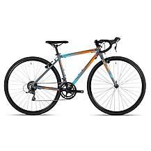 image of Cuda CP700R 700C Unisex Junior Road/CX Bike Orange/Blue