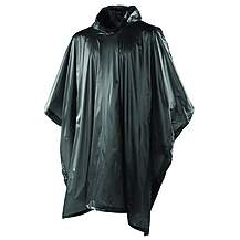 image of Yellowstone Lighweight Waterproof Poncho Black One Size