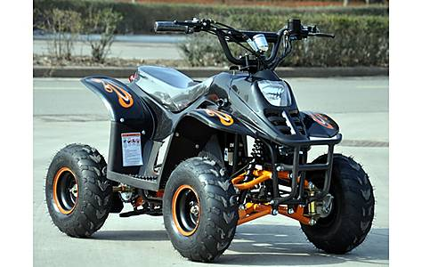 image of FX-800W Electric Field Style Quad Bike Orange