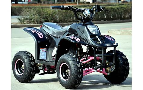 image of FX-800W Electric Field Style Quad Bike Pink