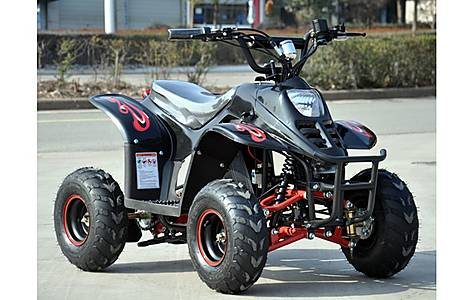 image of FX-800W Electric Field Style Quad Bike Red