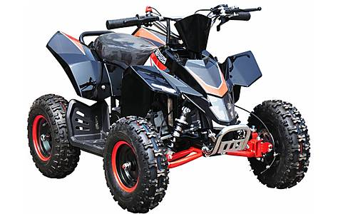 image of Hawkmoto SX-49 Racing Style Mini Quad Bike Red
