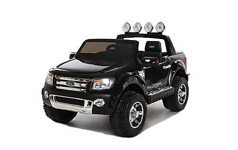 image of Ford Ranger Licensed 12v Ride On Car Black