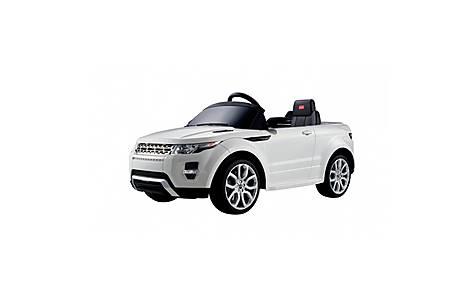 image of Licensed 12V Evoque Ride On Car White