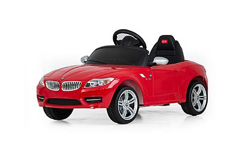 image of Licensed  6V BMW Z4 Ride On Car Red