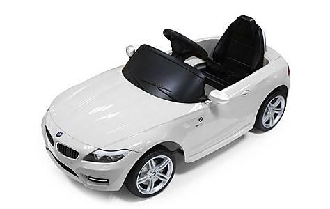image of Licensed  6V BMW Z4 Ride On Car White