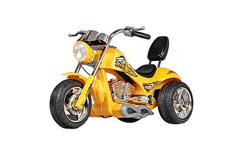 image of 12V Chopper Motorbike Yellow