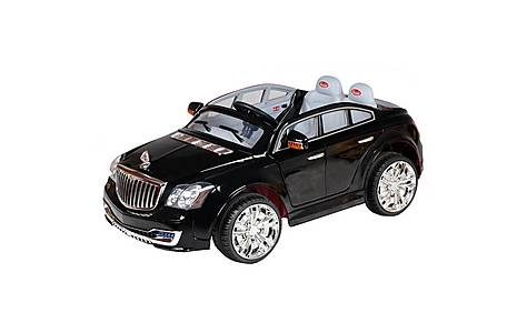 image of 12V Twin Seat Maybach Ride On Car Black