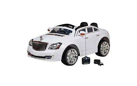 image of 12V Twin Seat Maybach Ride On Car White