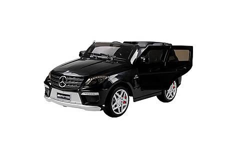 image of Licensed 12V Mercedes ML63 AMG Jeep Black