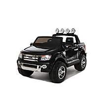 image of 12V Ford Ranger Ride on Car Black