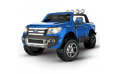 image of 12V Ford Ranger Ride on Car Blue