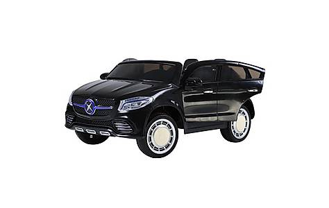 image of 24V Twin Seat Mercedes Style Ride on Car Black