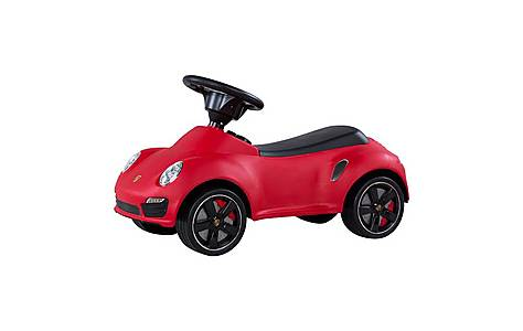 image of Porsche 911 Push Ride On Car Red