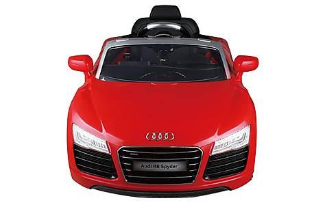 image of 12v Audi R8 Ride On Car Red