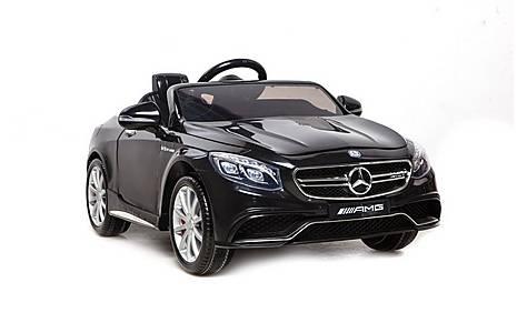 image of 12V Mercedes S63 AMG Ride On Car Black