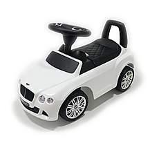 image of Ride On Push Along Bentley White