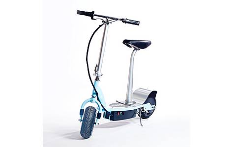 image of Rage Kids 24v Lightning Electric Scooter 300w - Sky Blue
