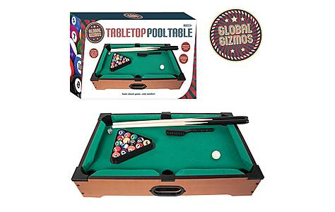 image of Table Top Snooker/Pooltable Game