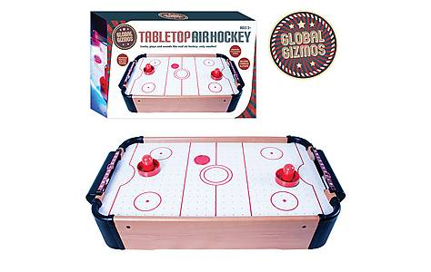 image of Table Top Air Hockey Game