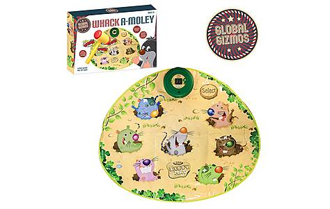 image of Whack-A-Moley Playmat