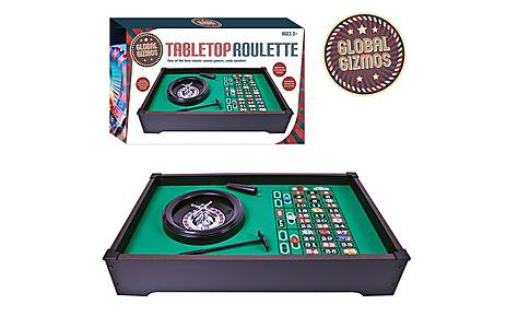 image of Table Top Roulette Set Game