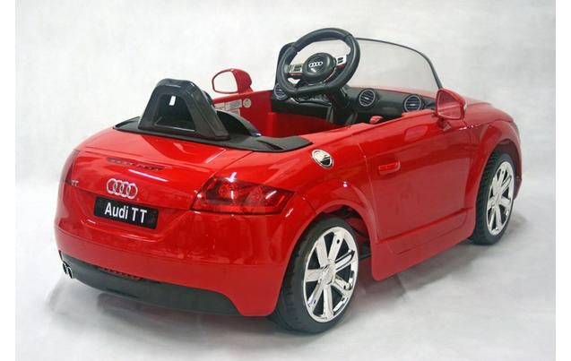 Kids Electric Car Audi Tt Volt R