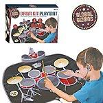 image of Drum Kit Playmat