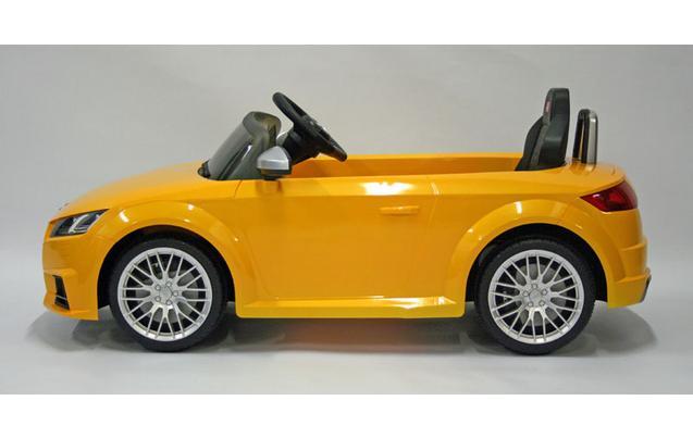 Kids Electric Car Audi Tts Volt