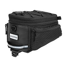 image of Lotus SH-506D Commuter Expandable Rack Top Bag - 6.8 Litres / 8.7 Litres