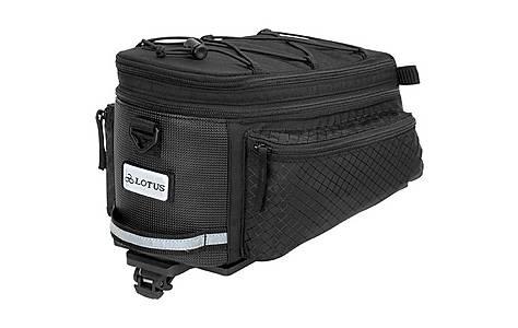 image of Lotus SH-506D Commuter Expandable Rack Top Bag - 6.8 Litres / 8.7 Litres