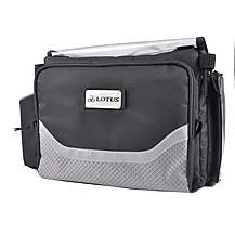 image of Lotus SH-6404 Commuter Handlebar Bag - 7.6 Litres