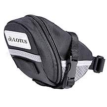 image of Lotus SH-6702 L Commuter Saddle Bag - Large - 1.2 Litres