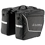 image of Lotus SH4-104G Commuter Double Pannier Bags - 18 Litres