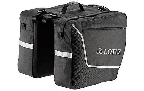 image of Lotus SH4-104G Commuter Double Pannier Bags - 18 Litres